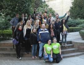 group pic Malaga